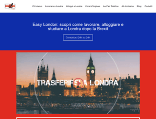 easylondon.it screenshot