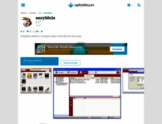 easymule.uptodown.com screenshot
