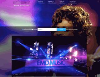 easymusicdownload.com screenshot