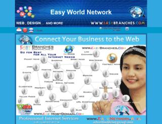 easynetwork.asia screenshot