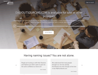 easyoutsourcing.com screenshot