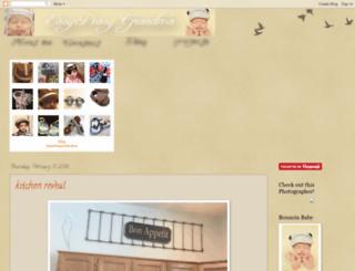 easypeasygrandma.blogspot.com screenshot