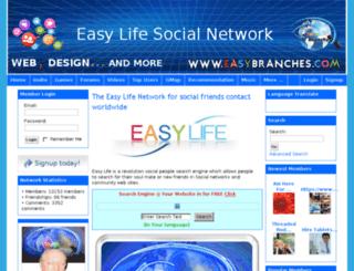 easypeoplecommunity.com screenshot