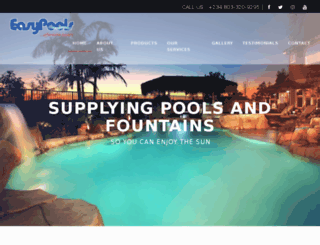 easypools-ng.com screenshot