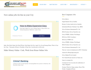 easypostjob4u.net screenshot