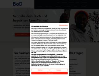 easyprint.bod.com screenshot