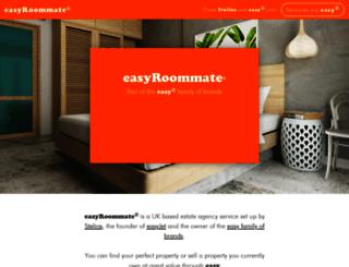 easyroommate.com.au screenshot