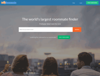 easyroommate.com.hk screenshot