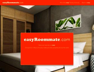 easyroommate.com screenshot