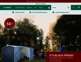 easyshed.com.au screenshot