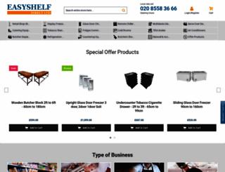 easyshelf.co.uk screenshot