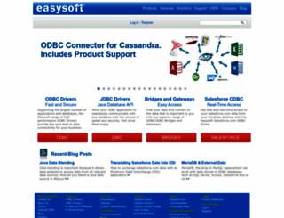 easysoft.com screenshot