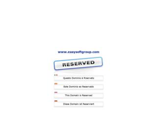 easysoftgroup.com screenshot