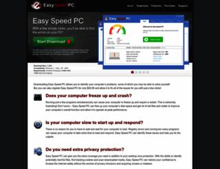 easyspeedpc.com screenshot