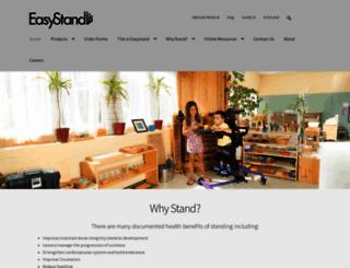 easystand.com screenshot