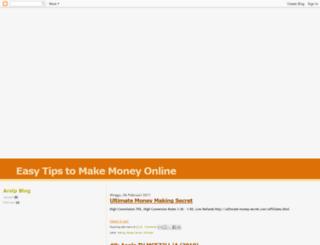 easystuf.blogspot.com screenshot