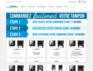 easytampon.com screenshot