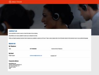 easytobook.com screenshot