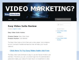 easyvideosuitez.com screenshot