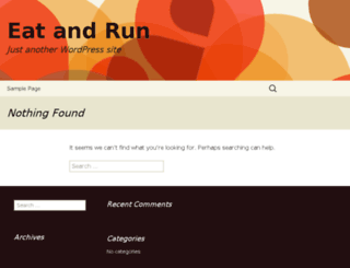 eatandrun.com.ph screenshot