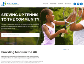 eatennis.com screenshot