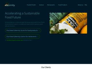 eaternity.ch screenshot