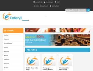 eaterylite.com screenshot