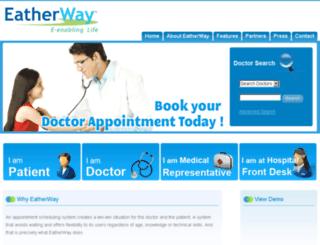 eatherway.com screenshot