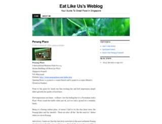 eatlikeus.wordpress.com screenshot