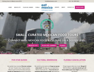 eatmexico.com screenshot