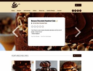 eatmorechocolate.com screenshot