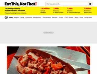 eatthisnotthatbook.com screenshot