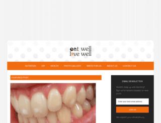 eatwellivewell.com.ng screenshot