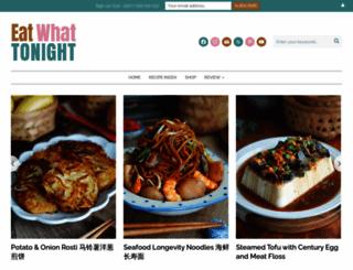 eatwhattonight.com screenshot