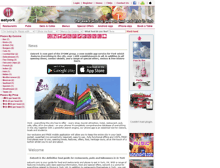 eatyork.com screenshot