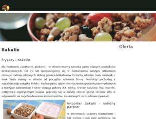 ebakalie.com screenshot