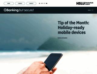 ebankingbutsecure.ch screenshot