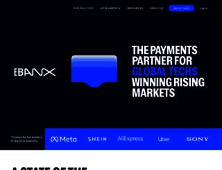 ebanx.com.br screenshot