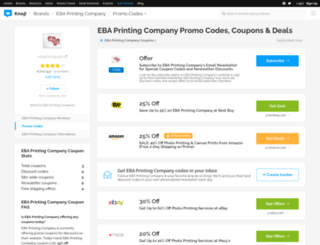 ebaprintingcompany.bluepromocode.com screenshot