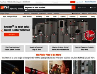 ebarnett.com screenshot