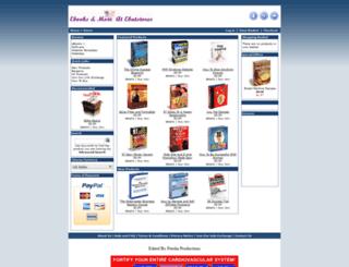 ebatstores.com screenshot