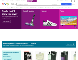 ebay-stories.com screenshot