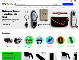 ebay.ch screenshot