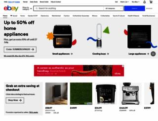 ebay.co.uk screenshot