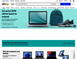 ebay.com screenshot