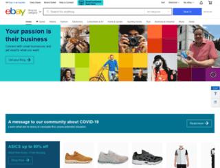ebay.dk screenshot