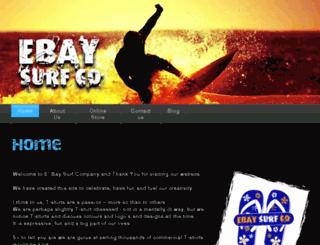 ebaysurfco.co.za screenshot