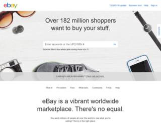 ebaytradingassistant.com screenshot