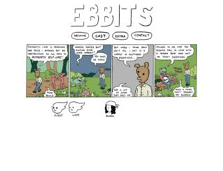 ebbits.net screenshot