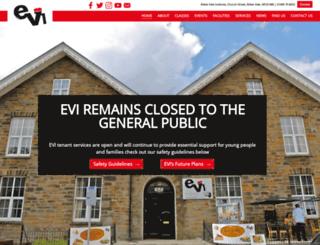 ebbwvaleinstitute.org screenshot